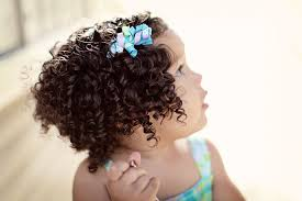 Biracial Toddler Hair