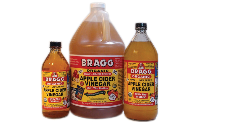 how to make apple cider vinegar hair rinse